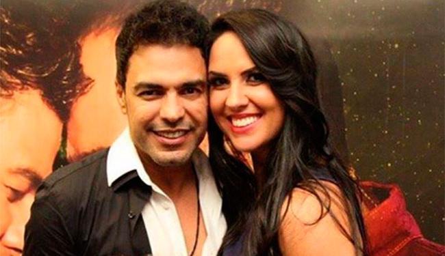 Zezé e Graciele não poupam elogios entre si - Foto: Reprodução | Instagram