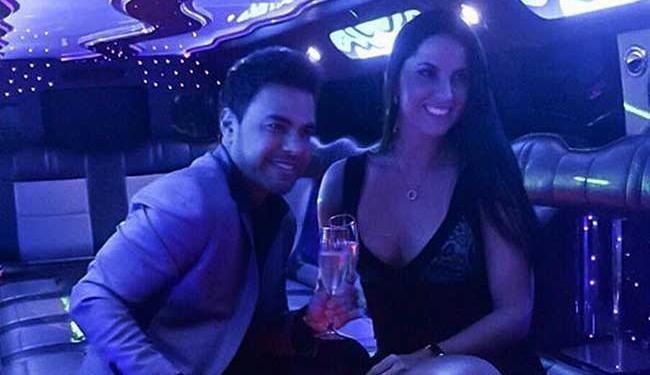 Cantor usou perfil de sua dupla, Zezé di Camargo e Luciano, para explicar ato da namorada - Foto: Reprodução | Instagram