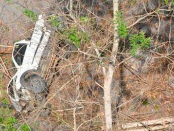 A suspeita é que o motorista tenha dormido ao volante - Foto: Reprodução | Radar Notícias