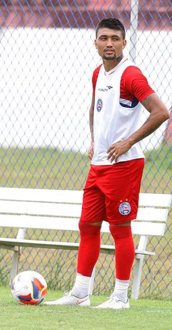 Destaque do Bahia, Kieza desperta interesse de outras equipes - Foto: Edilson Lima l Ag. A TARDE l 09.10.2015