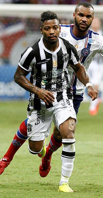 Marinho foi destaque do Ceará na Copa do Nordeste deste ano - Foto: Fernando Amorim l Ag. A TARDE l 22.04.2015