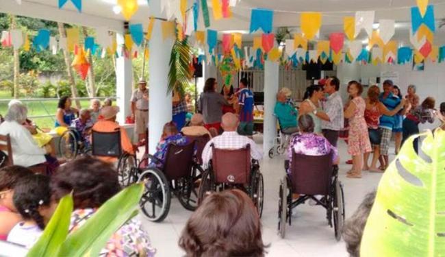 Abrigo baiano atende idosos que moram na rua - Foto: Divulgação