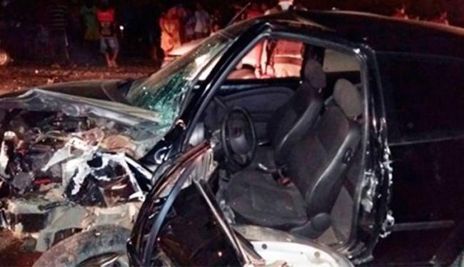 Há suspeita que ultrapassagem indevida provocou acidente - Foto: Reprodução | Site Voz da Bahia