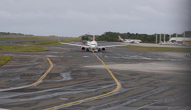 Aeródromo baiano está entre os quatro terminais que serão privatizados pelo governo em 2016 - Foto: Fernando Amorim | Ag. A TARDE