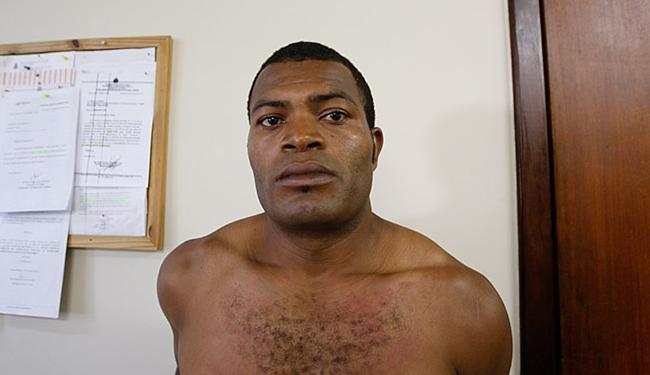 Alexandre foi autuado em flagrante por roubo qualificado - Foto: Fernando Amorim   Ag. A TARDE