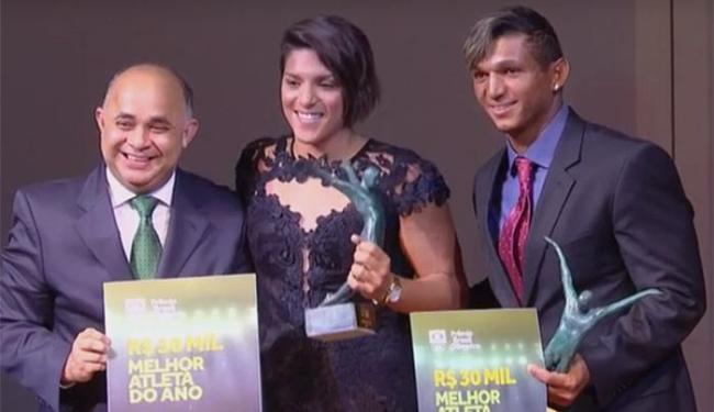 Atletas baianos são campeões mundiais nas suas modalidades - Foto: Reprodução l @timebrasil