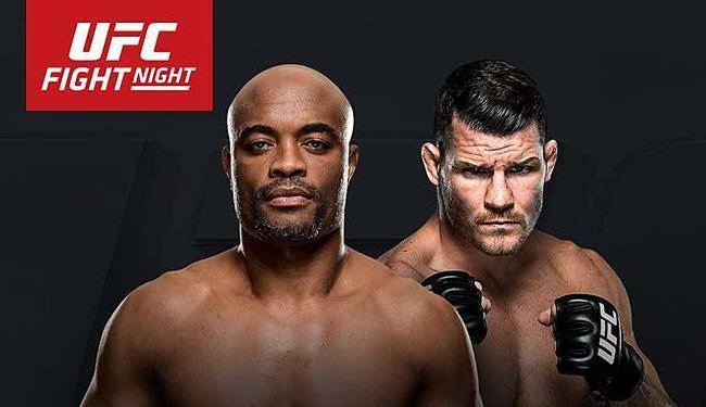 Spider enfrentará Michael Bisping em Londres - Foto: Divulgação | UFC