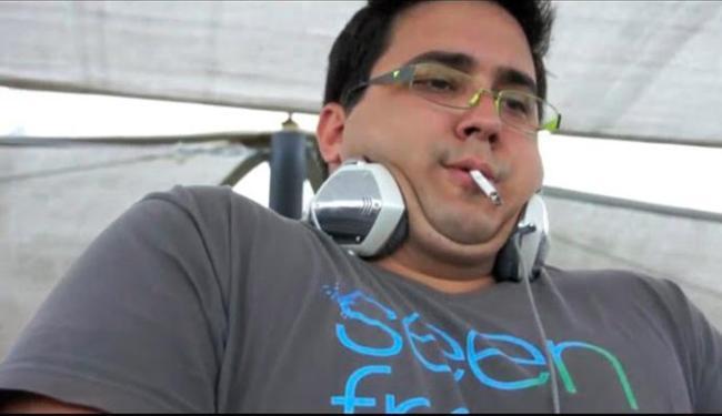 Meme com André Marques tocando em uma festa como DJ foi uma das melhores do ano - Foto: Reprodução