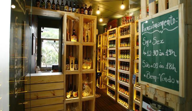 Inaugurada há pouco mais de um mês, a Malt3 Beer Store oferece degustação livre - Foto: atalho, cervejas artesanais