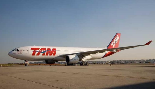 O voo da TAM JJ8065 saiu de Madri com direção a São Paulo, mas teve que retornar nesta segunda - Foto: Marcio Jumpei / Divulgação