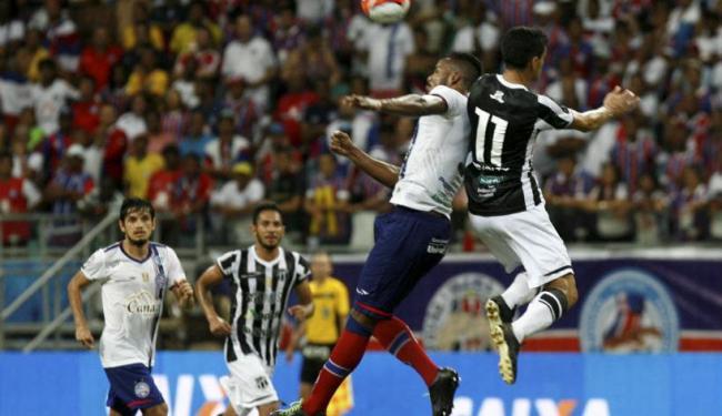 Bahia e Ceará decidiram a última Copa do Nordeste - Foto: Fernando Amorim   Ag. A TARDE