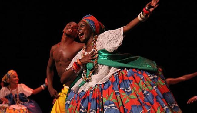 Balé Folclórico da Bahia: patrocínio renovado - Foto: Vinícius Lima | Divulgação