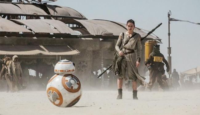 Star Wars tem batido recordes em menos de uma semana de estreia - Foto: Divulgação