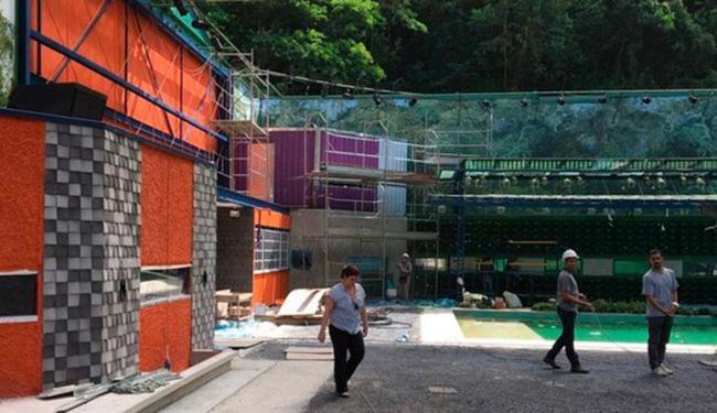 A casa terá móveis e eletrodomésticos que remetam à indústria - Foto: Divulgação   TV Globo