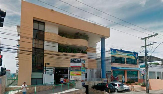 Crime aconteceu dentro de centro empresarial em Brotas - Foto: Reprodução