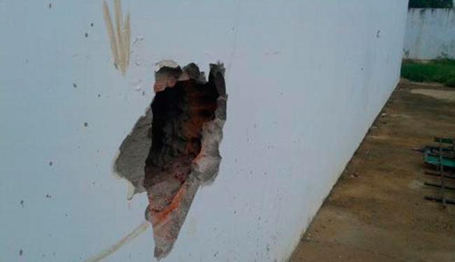 Os policiais desconfiaram de um barulho vindo da cela e redobraram a atenção no pavilhão externo - Foto: Reprodução | Alô Alô Salomão