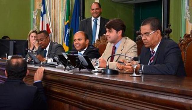Mudança foi aprovada em sessão realizada nesta quarta, 10, na Câmara de Vereadores - Foto: Antônio Queiroz   Divulgação   Câmara