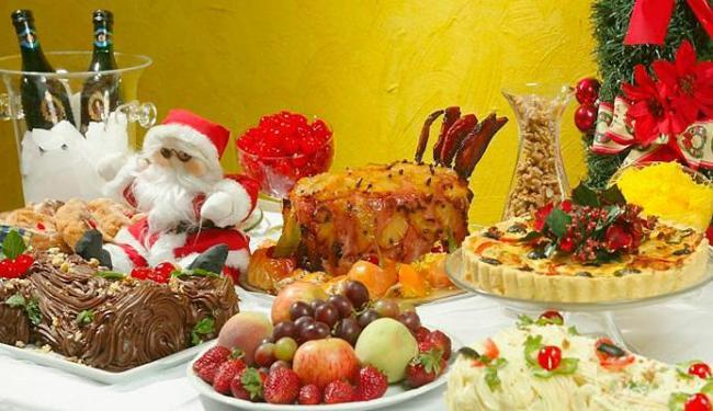 É preciso firmeza para aguentar as delícias de Natal e fim de ano - Foto: Divulgação