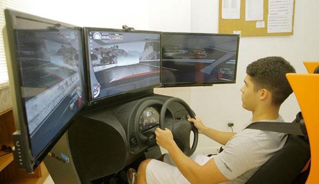Centros de Formação de Condutores vão ter que instalar os simuladores - Foto: Luciano da Matta   Ag. A TARDE