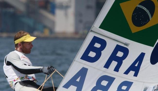 Scheidt é um dos maiores nomes da história do esporte brasileiro - Foto: Márcio Fernandes | Estadão Conteúdo