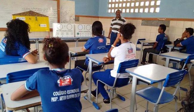 Estudantes podem fazer matrícula na instituição de ensino ou pela internet - Foto: Governo da Bahia   Divulgação