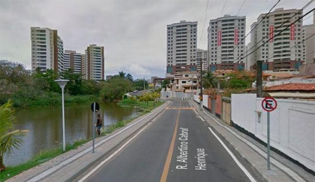 O homem morreu em uma obra do condomínio Parque Tropical - Foto: Reprodução | Street View