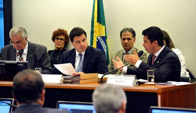 O Conselho de Ética aprovou, por 11 votos a 9, o parecer pela continuidade do processo - Foto: José Cruz l Agência Brasil