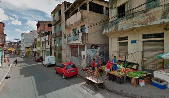 Crime aconteceu na madrugada em um bar na Rua Direta do Cuzuru - Foto: Reprodução   Google Maps