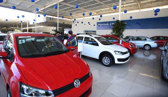Grupo foi responsável pelo onda de grande consumo no país, carro era um dos principais produros - Foto: Joa Souza | Ag. A TARDE