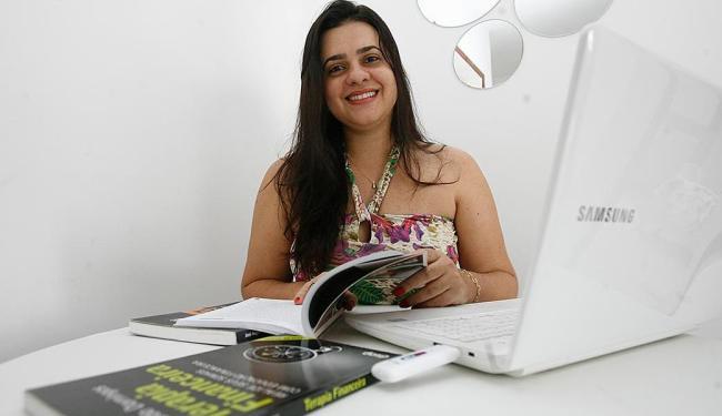 Daniela mudou o rumo da sua carreira com a ajuda de coach - Foto: Mila Cordeiro | Ag. A TARDE | 21.12.2015