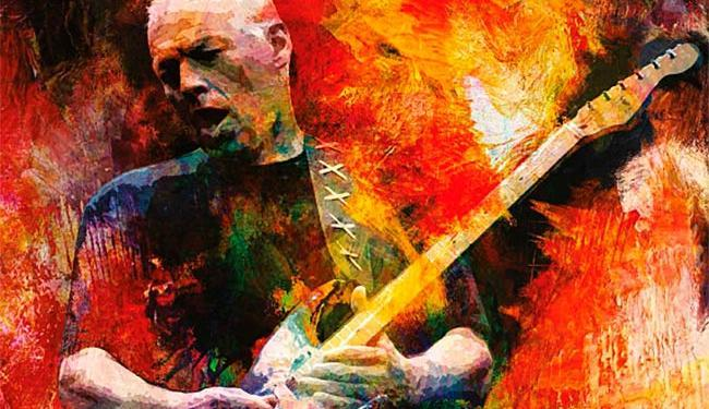 David Gilmour, ex-Pink Floyd - Foto: Divulgação