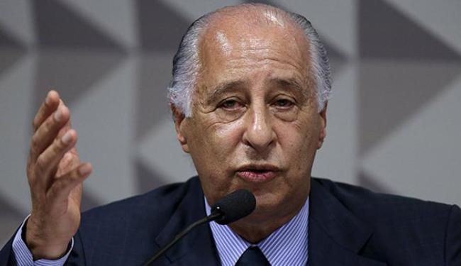 Marco Polo del Nero, ex-presidente da CBF, é acusado nos EUA de corrupção - Foto: Ueslei Marcelino l Reuters