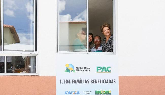Minha Casa Minha Vida é vitrine eleitoral do governo Dilma Rousseff - Foto: Roberto Stuckert Filho/PR | Ag. Brasil