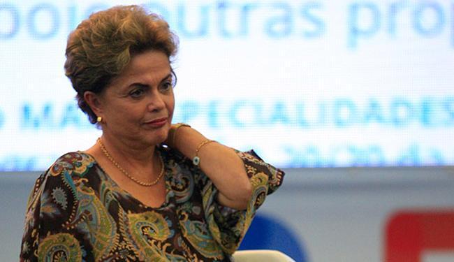Em Salvador, pesidente participa da inauguração de novo trecho do metrô - Foto: Lúcio Távora   Ag. A TARDE