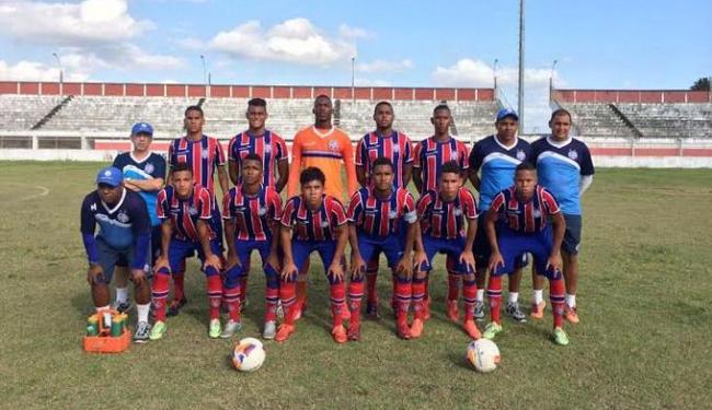 Após o este amistoso o grupo segue para Taubaté (SP), sede dos jogos do Esquadrão na Copinha - Foto: Divulgação | EC Bahia