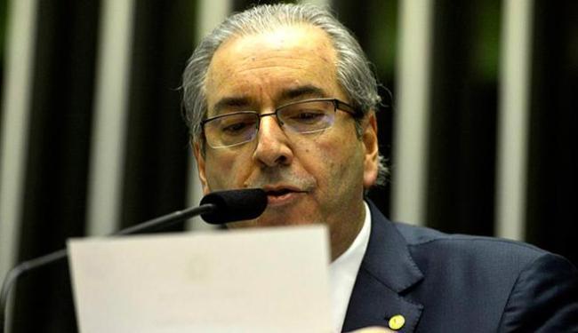 Cunha é acusado pelos adversários de usar o cargo para se proteger e promover chantagens - Foto: Valter Campanato l Agência Brasil