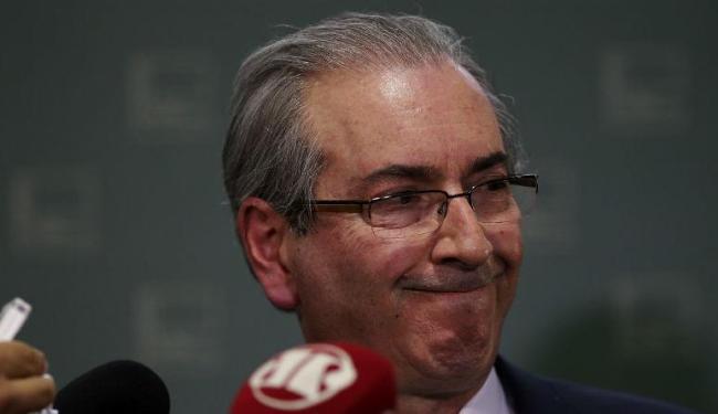 PF fez apreensões na casa oficial do presidente do congresso e também em sua residência no Rio - Foto: Ueslei Marcelino | Reuters