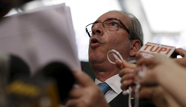 A agenda de temas polêmicos perdeu força desde que Cunha rompeu com Dilma - Foto: Ueslei Marcelino l Reuters