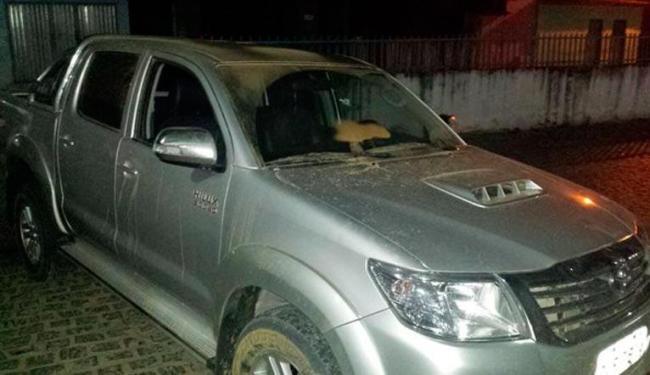 Luiz Carlos foi sequestrado quando chegava em casa no seu carro - Foto: Reprodução | Site Giro em Ipiaú
