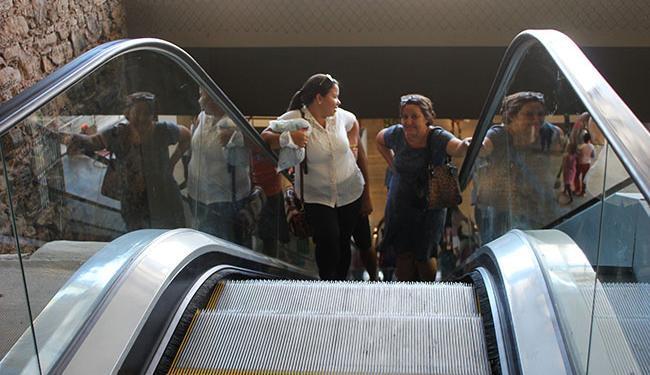 As escadas estão localizadas na rampa de acesso à Avenida Joana Angélica - Foto: Divulgação | Prefeitura