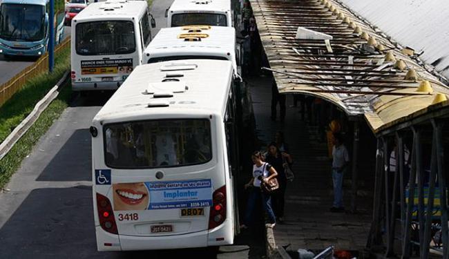 Antiga estação vai abrigar salas técnicas e operacionais do sistema do metrô - Foto: Raul Spinassé l Ag. A TARDE l 02.05.2013