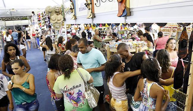 Tradicional evento do comércio tem movimentado economia de Ilhéus e da região sul nos últimos anos - Foto: Alfredo Filho l Divulgação