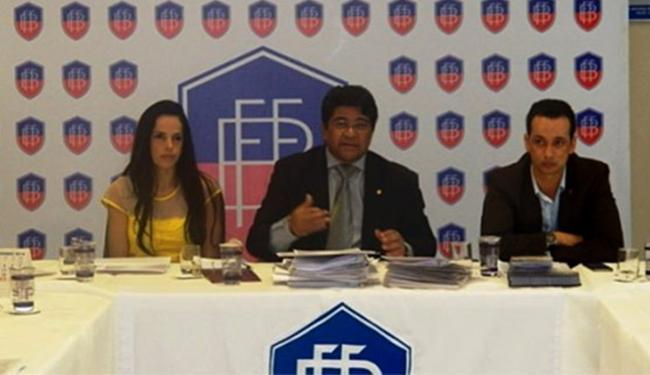 FBF e clubes ajustaram os últimos detalhes para o Baianão 2016 - Foto: Divulgação l FBF