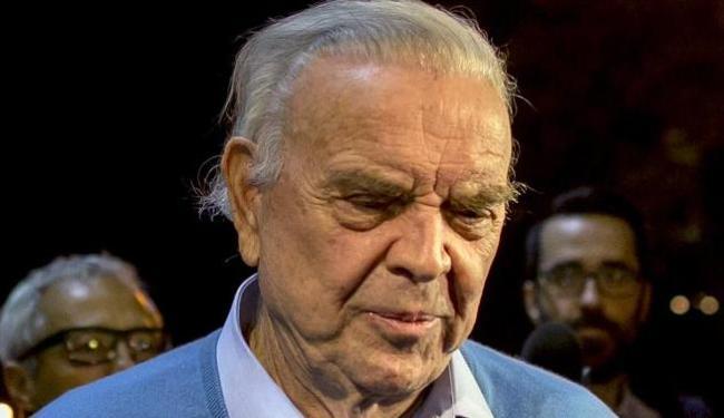 Ex-presidente da CBF, José Maria Marin, é acusado de envolvimento em esquema de propina - Foto: Brendan McDermid | Agência Reuters