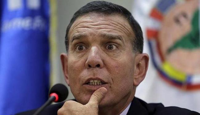 O dirigente foi preso em Zurique no dia 3 de dezembro - Foto: Jorge Adorno | Agência Reuters