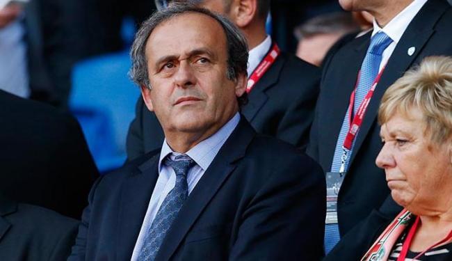 Os advogados de Platini disseram que que o veredito já havia sido anunciado na semana passada - Foto: Agência Reuters