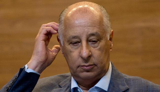 Presidente da entidade decidiu nomear deputado federal Marcus Antônio Vicente para substituí-lo - Foto: Silvia Izquierdo | AP