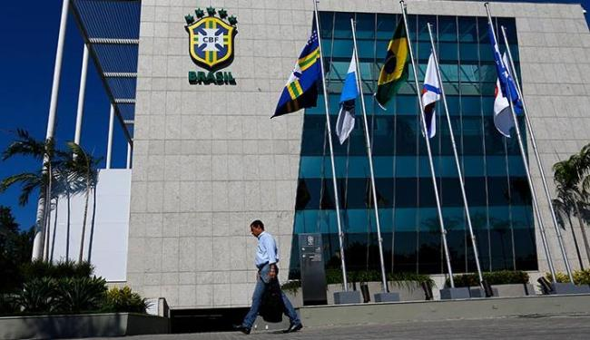 Marin ainda ocupava uma das vice-presidências da CBF, mesmo estando preso - Foto: Ricardo Moraes   Agência Reuters