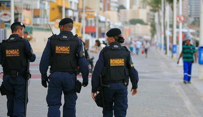 5,5 mil foi o número de atendimentos realizados pela Guarda Municipal de Salvador em 2015 - Foto: Joá Souza   Ag. A TARDE   10.08.2015