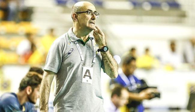 Jordi Ribera, técnico da Seleção masculina de handebol - Foto: Divulgação   CBHb